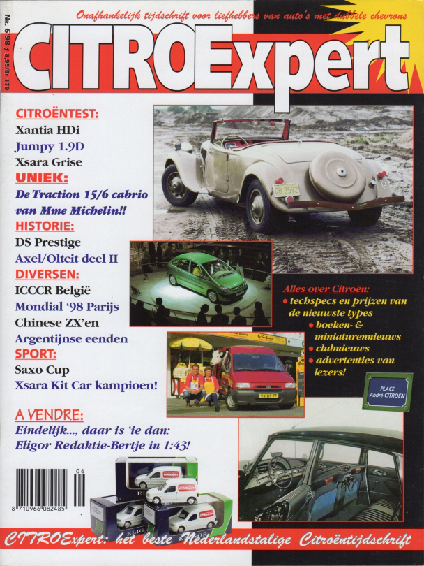 Citroexpert 13, jan-feb 1999