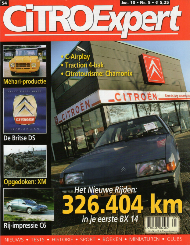 Citroexpert 54, nov-dec 2005