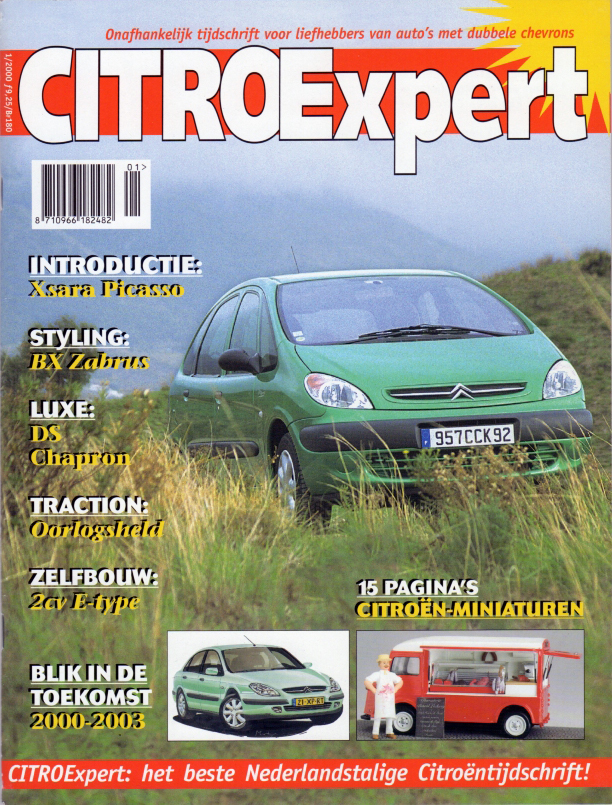 Citroexpert 20, mrt-apr 2000