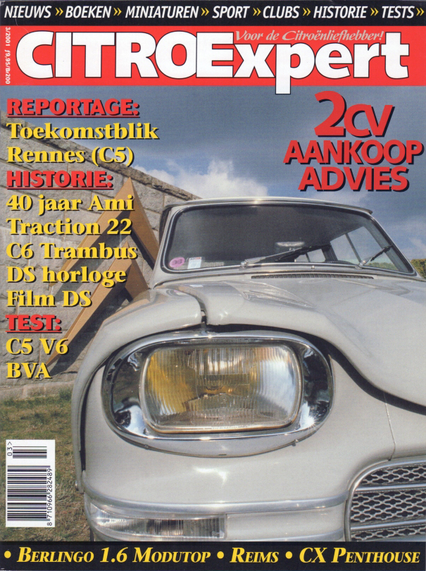 Citroexpert 28, jul-aug 2001