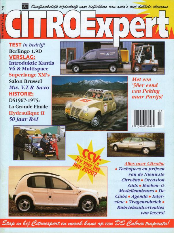 Citroexpert 3, mei-jun 1997