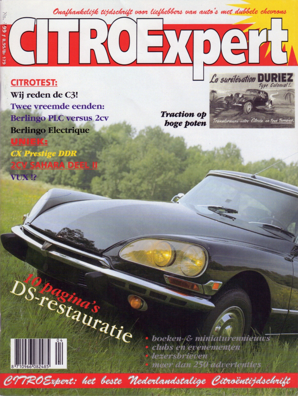 Citroexpert 17, sep-okt 1999