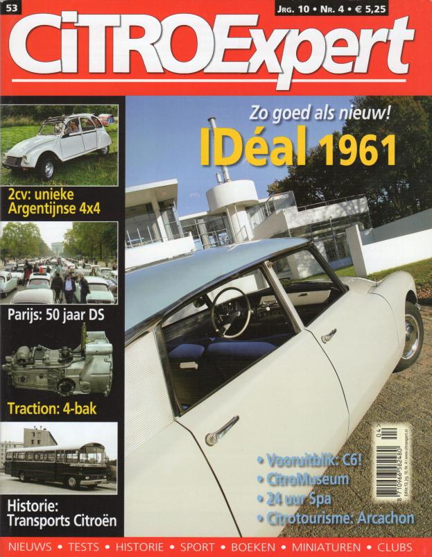 Citroexpert 53, sep-okt 2005