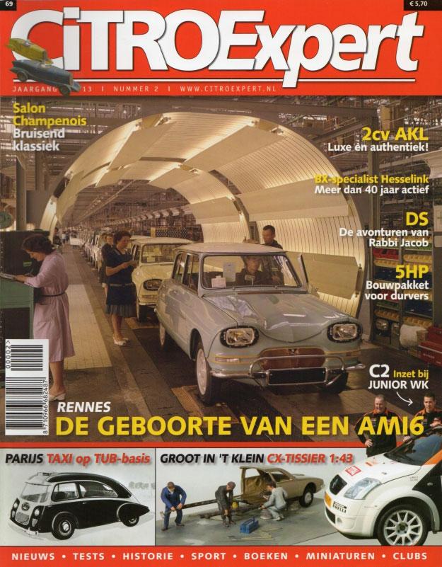 Citroexpert 69, mei-jun 2008