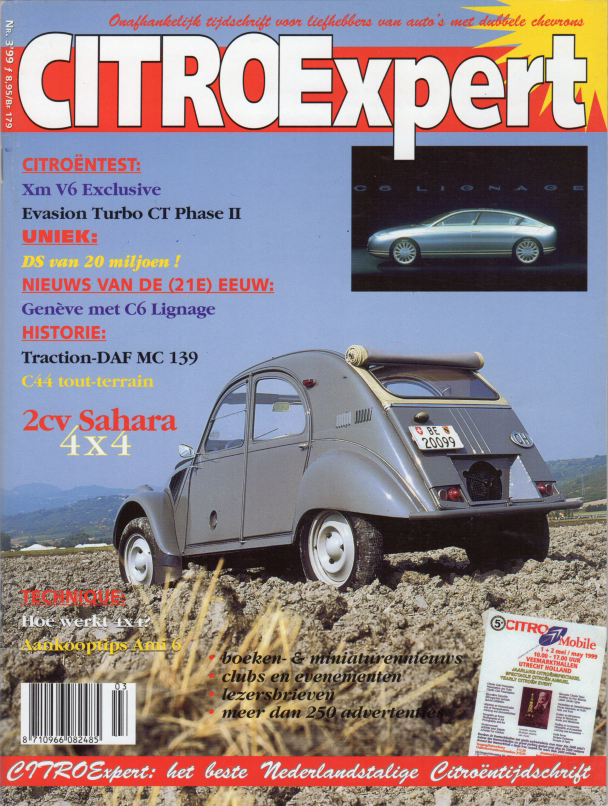 Citroexpert 16, jul-aug 1999