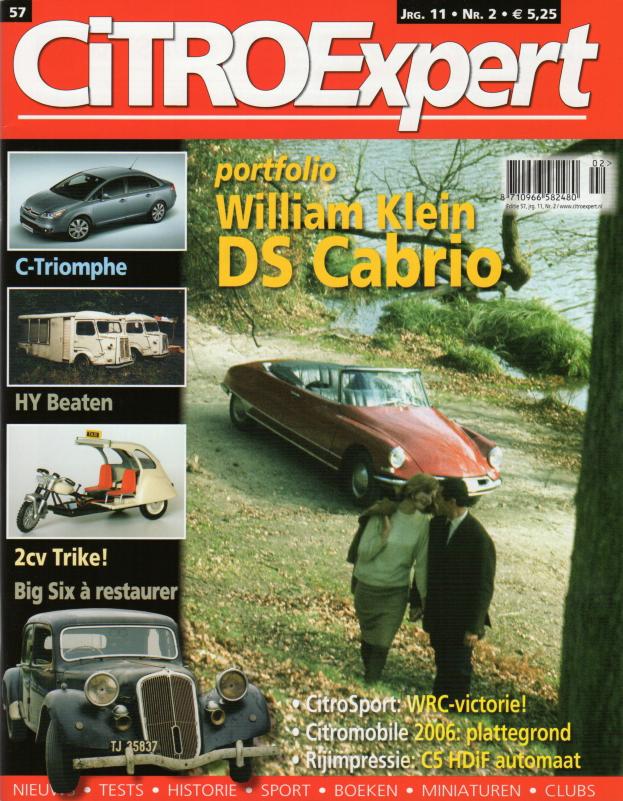 Citroexpert 57, mei-jun 2006