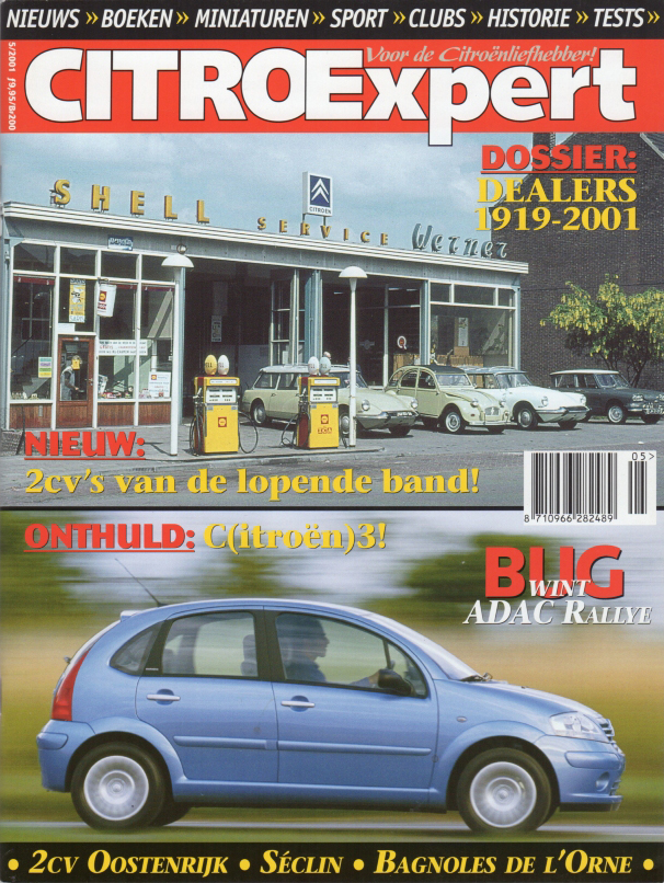 Citroexpert 30, nov-dec 2001