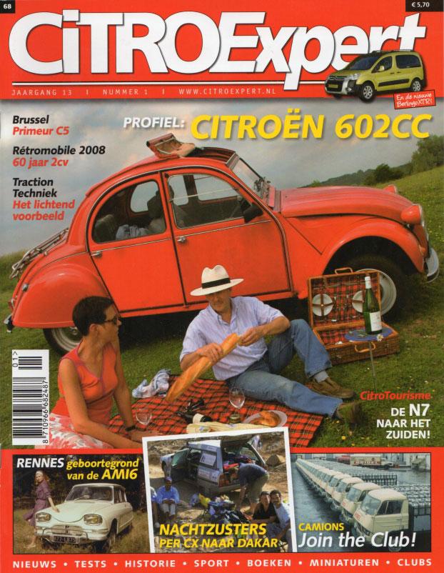 Citroexpert 68, mrt-apr 2008