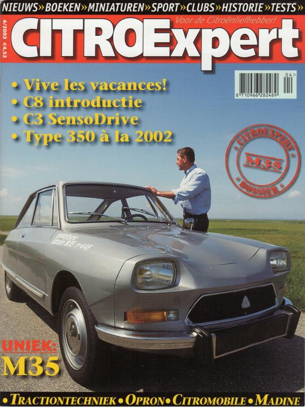 Citroexpert 35, sep-okt 2002